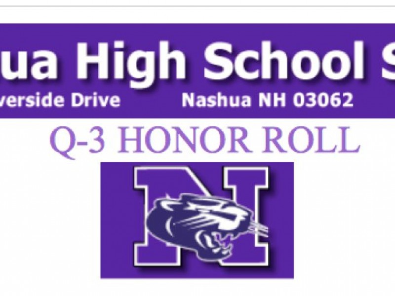 Roll Call Honor Roll That Is Nashua Nh Patch