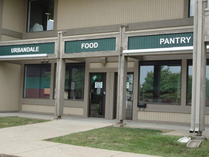Marion Iowa Food Pantry