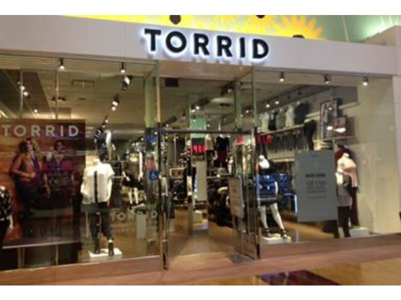Torrid clothing store coupons