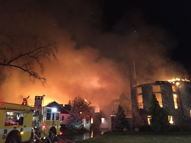 Christmas tree fed mansion fire that killed six edgewater md patch