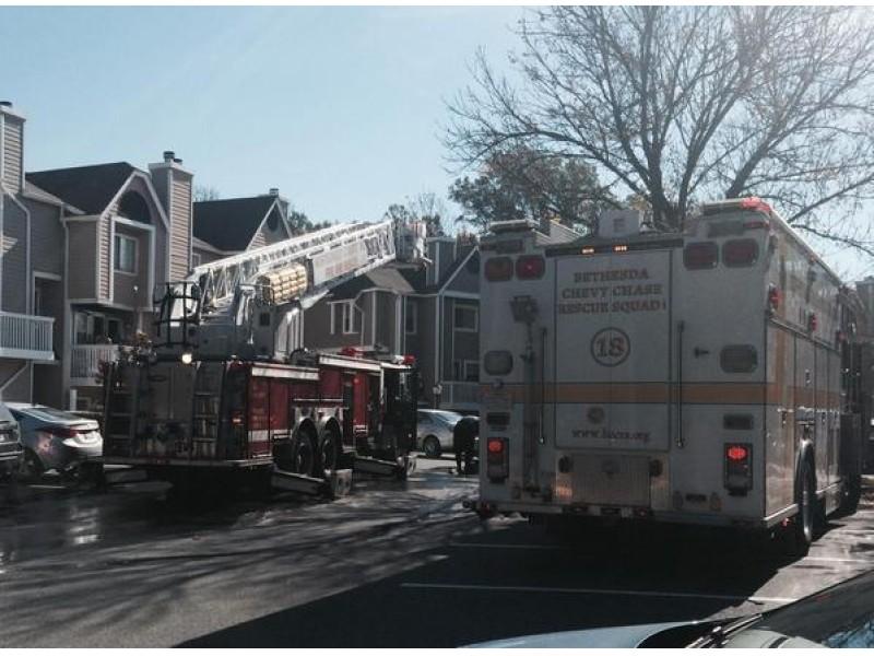 Gorgeous Kitchen Renovation In Potomac Maryland: Smoking Materials Spark Bethesda Condo Fire