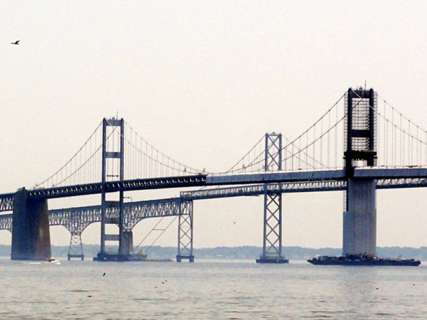 Delays on bay bridge likely as traffic heads to nascar race for Bay bridge run 2016