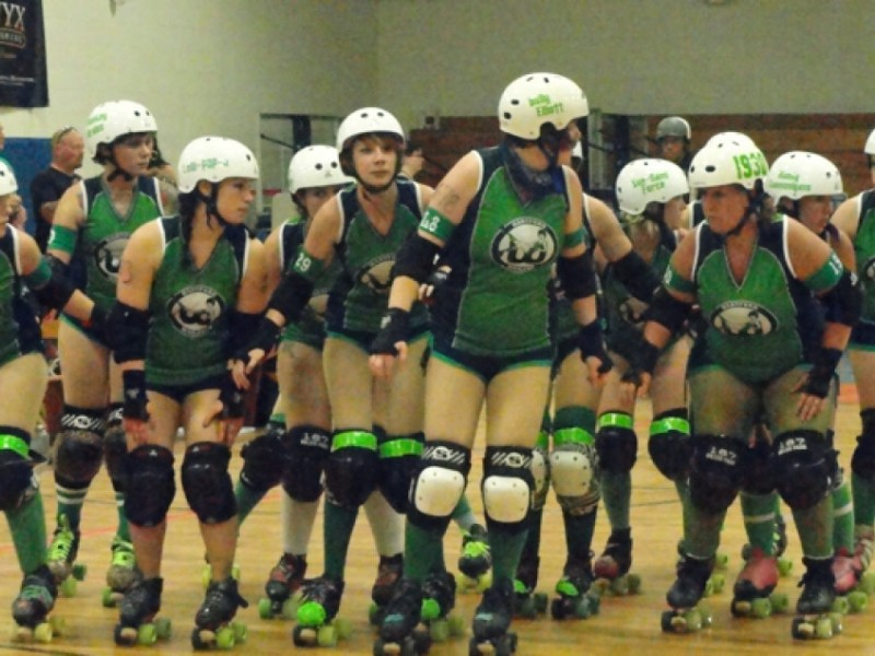 Roller Derby League Finds a Home in South Windsor - South Windsor, CT Patch