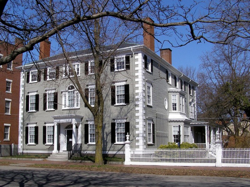 Historic new england salem properties welcome the public for Salem house