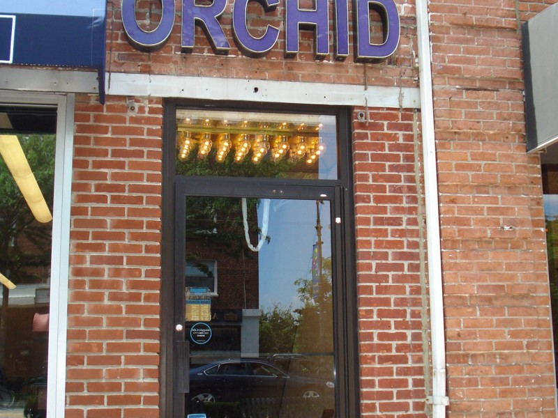 Orchid Not Your Average Chinese Food Patch