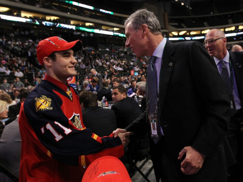 Rossmoor Hockey Player Drafted by Florida Panthers | Los Alamitos ...