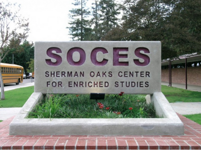 Sherman Oaks Center for Enriched Studies to Be Fast-Tracked...