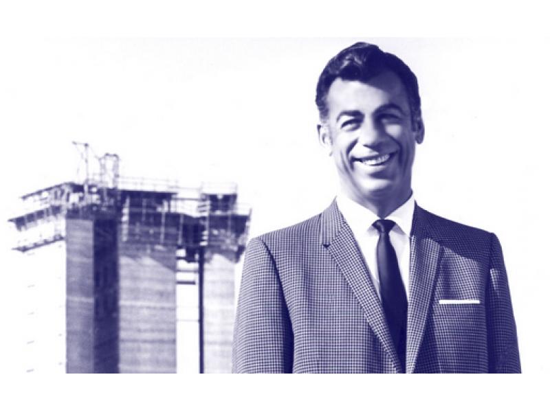 Dropout to Billionaire--LA's 'Richest Man' Kirk Kerkorian Dies ...