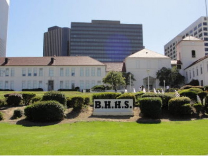 Elevated Arsenic Levels Force Closure At Beverly Hills High School Beverly Hills Ca Patch