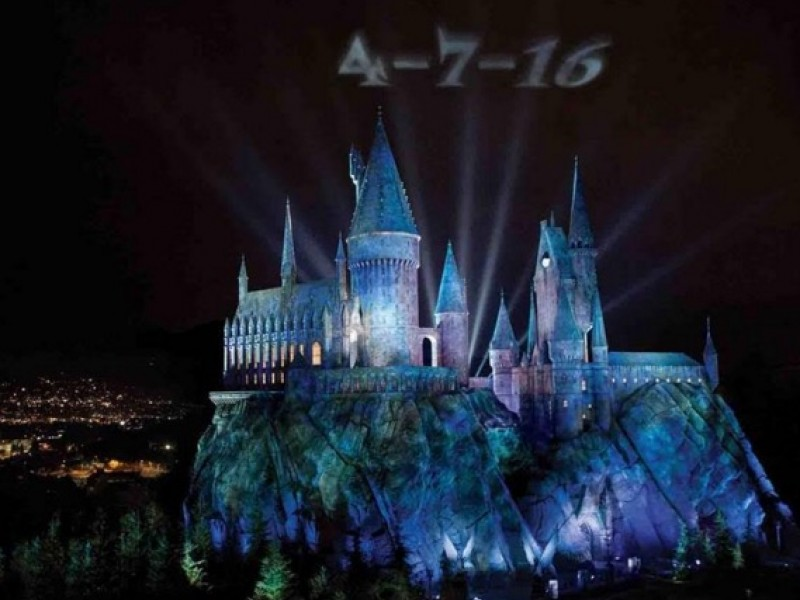 Universal Studios Reveals Opening Date for Wizarding World of Harry Potter California
