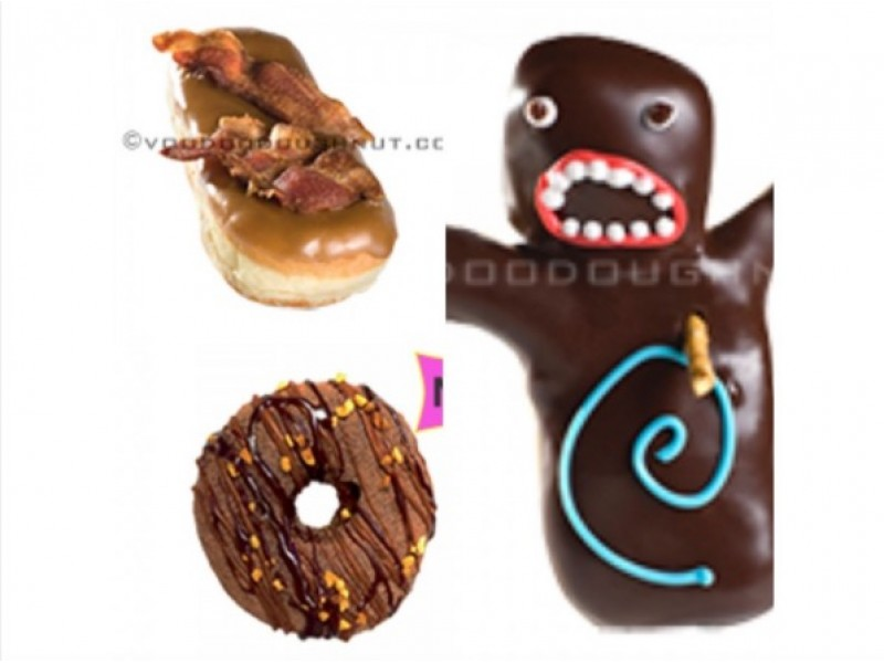 Voodoo doughnuts to work its magic in los angeles north for Mosquito donuts