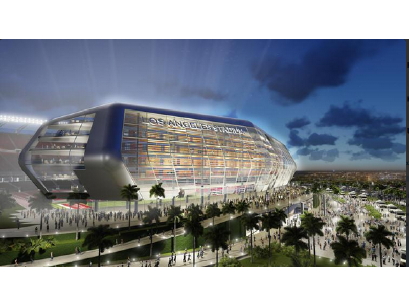 Chargers And Raiders Announce Plans To Share La Stadium