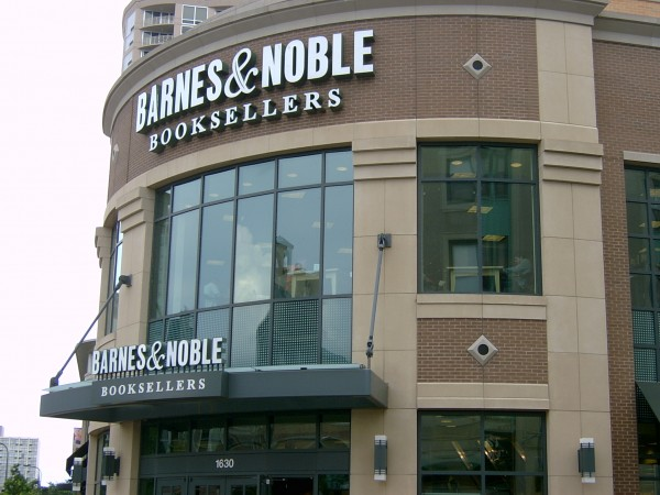 Barnes & Noble Plans To Close 20 Stores Per Year