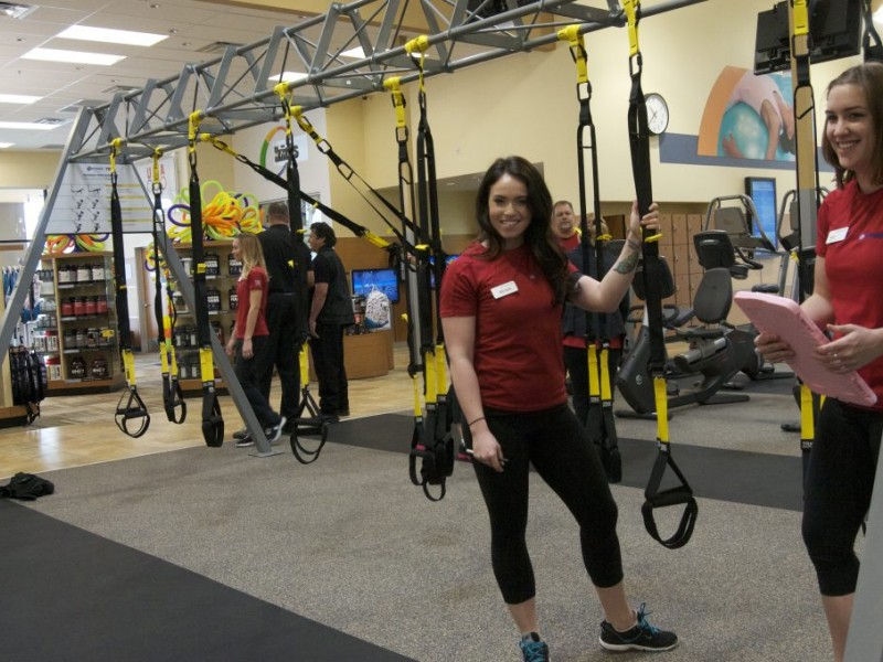 Inside peak 24 hour fitness opens in rohnert park patch for Gimnasio fitness las rosas
