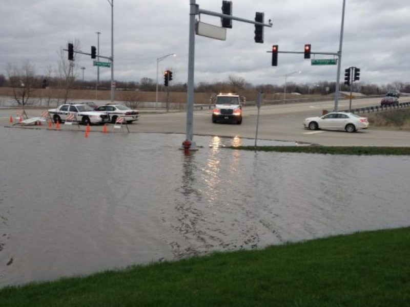 Major Flood Hits Plainfield — But Worst Is Over, Officials ...