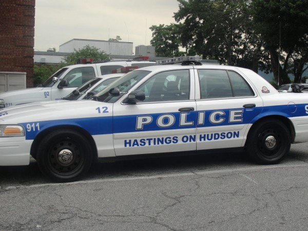 Hastings Police Beat Chief Bags Shoplifter Pushing Full