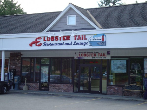 Lobster Tail Nh   Lobster House