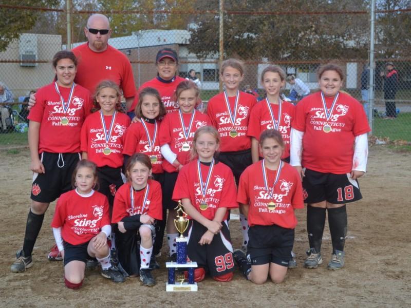 Cheshire Wildcats 10u Travel Girls Softball Team