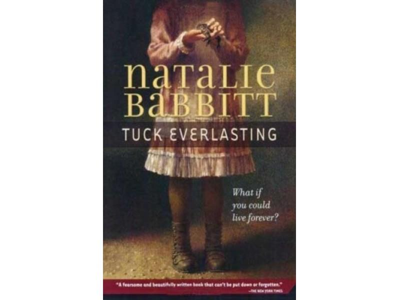 Book Talk Signing Tuck Everlasting Visits Barnes