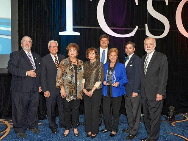 Chatt Tech Foundation Honored At Tcsg Leadership Conference Marietta Ga Patch