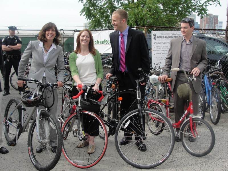 Bikes Belong Coalition Grants Program G Grant for Bike Corrals