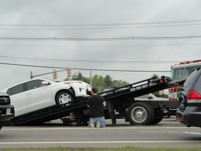 Car Accident Holliston Ma