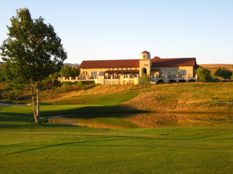 POPPY RIDGE GOLF COURE- Janitor Part-Time : Patch