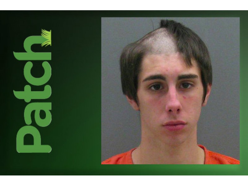 Worst Haircut Ever in Police Mug Shot? | Patch