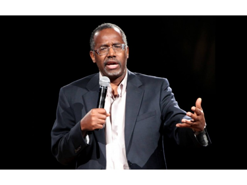 Carson: Gay rights aren't the same as civil rights
