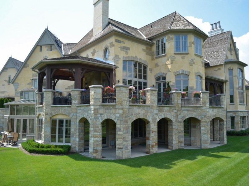 Prepare to have your mind blown michigan wow houses House builders in michigan