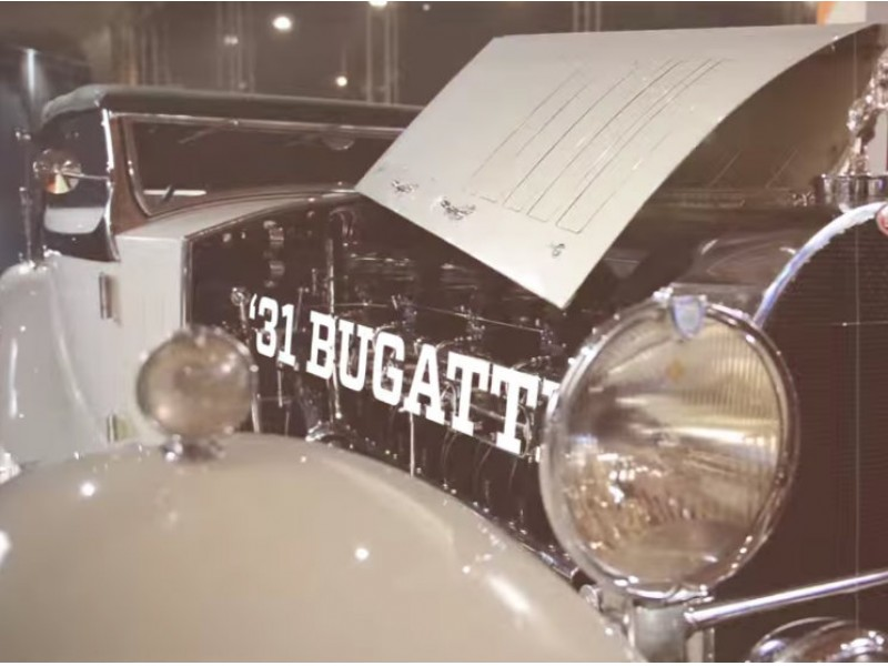 The 39 other auto show 39 at the henry ford features classics for Royal family motors canton
