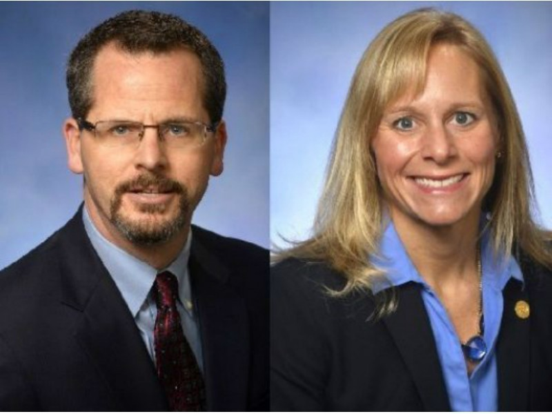 Courser And Gamrat Plead Not Guilty