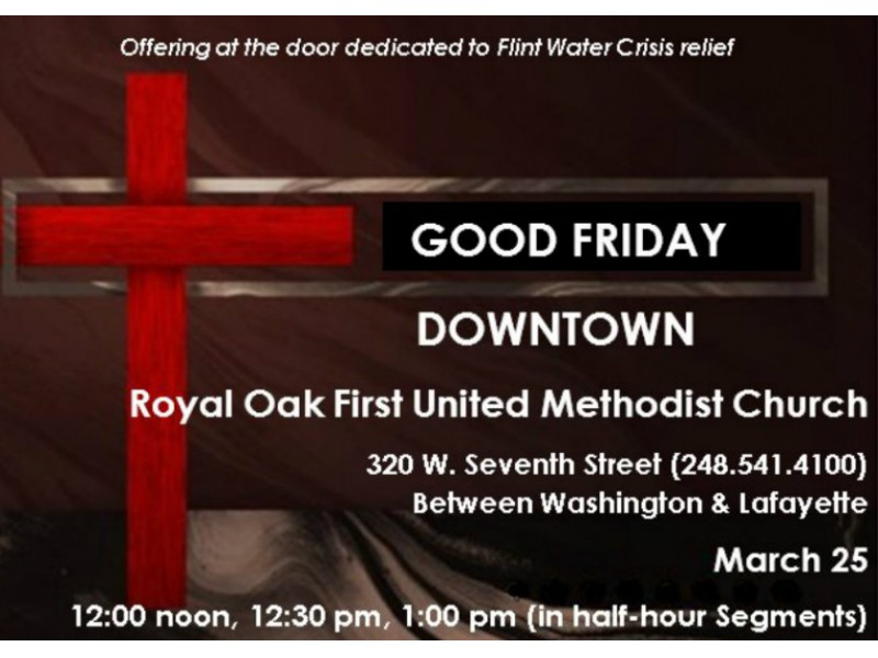 Glen Burnie West: Holy Week activities at neighborhood churches