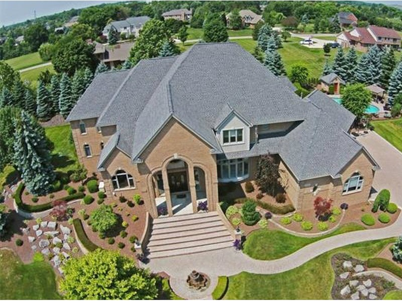 5 most expensive homes in plymouth township plymouth mi for Most expensive house in michigan