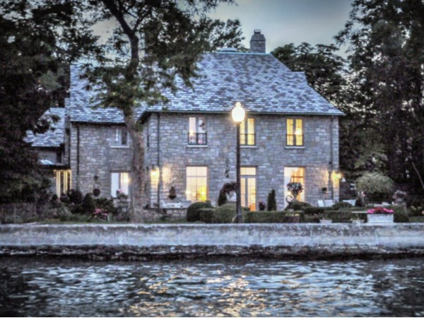 The 5 most expensive properties for sale in grosse pointes for Most expensive house in michigan