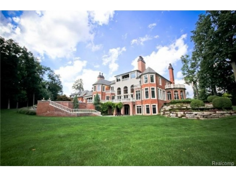 Wow house voyeur michigan 39 s 10 most expensive mansions for Most expensive house in michigan