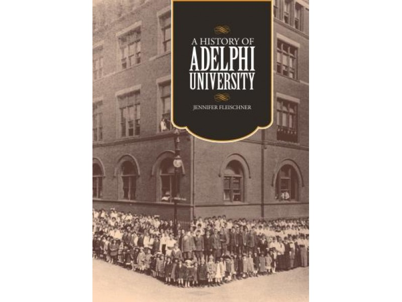 New Book Offers A Historical View Of Adelphi University Garden City Ny Patch