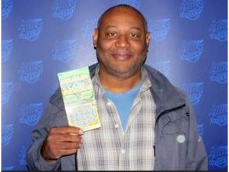 Lucky Blue Island Man Will Donate Some of $1 Million Lottery Prize ...