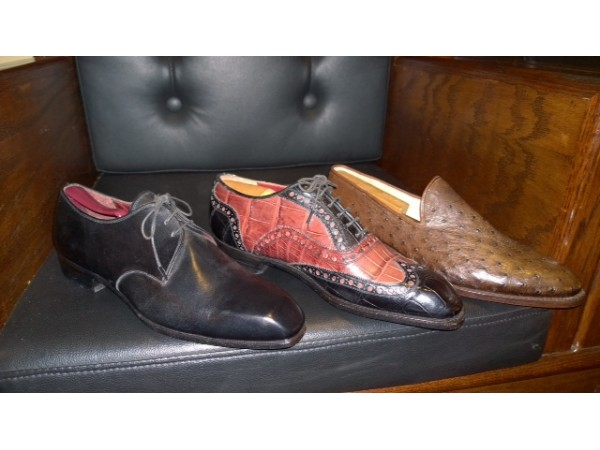 Shoe Repair In Chicago Heights Il