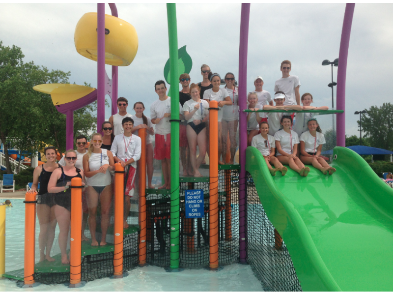 Centennial Park Aquatic Center Earns Five Star Safety Rating