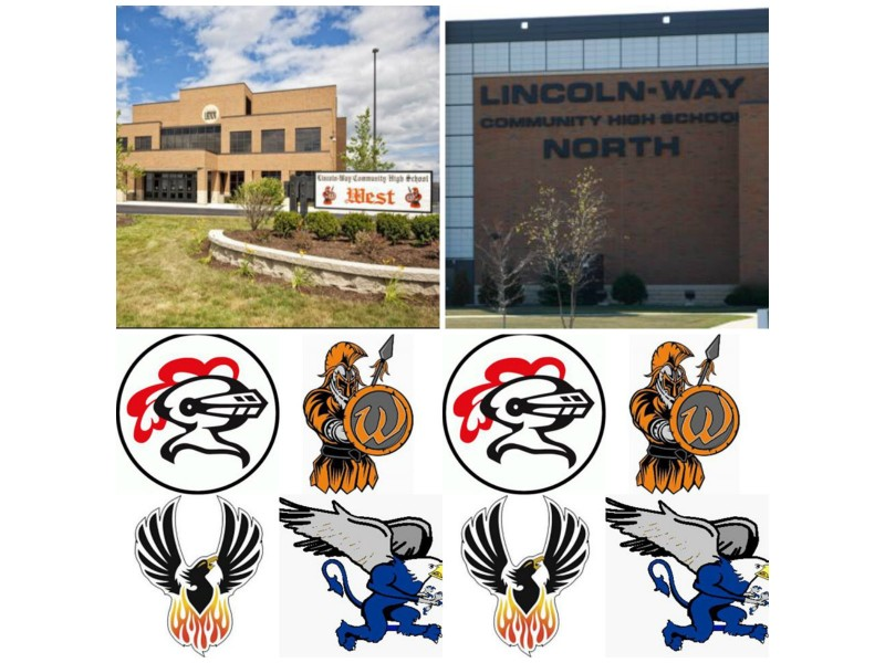 Tempers Flare As Lincoln Way West North Supporters Fight
