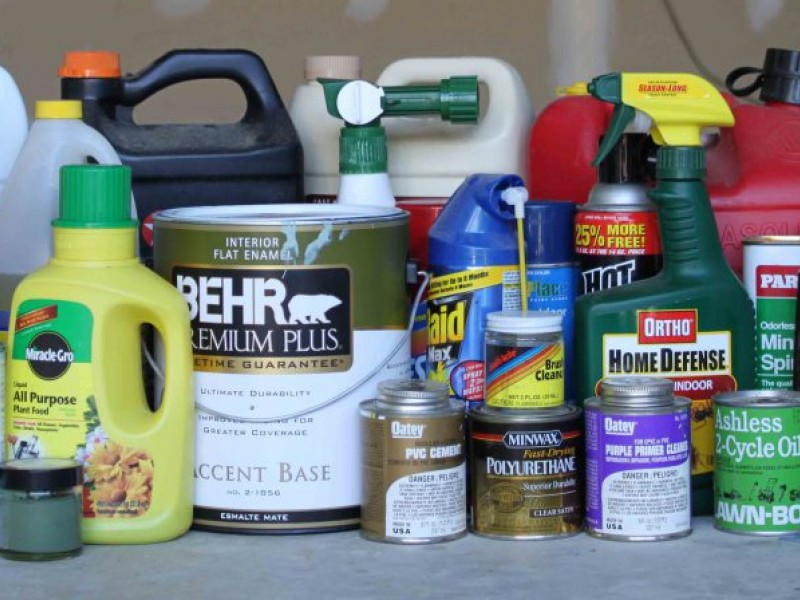Purdy Transfer Station To Accept Household Hazardous Waste
