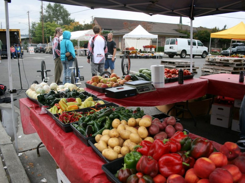 Puyallup Farmers Market Opens This Saturday on Real Estate Sumner Washington