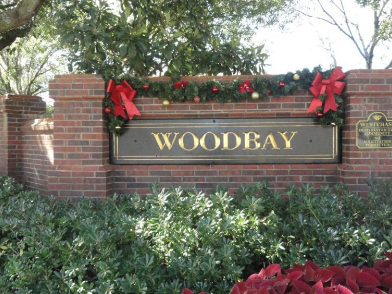 Christmas Decorations For Neighborhood Entrances : Christmas decor who should decide westchase fl patch