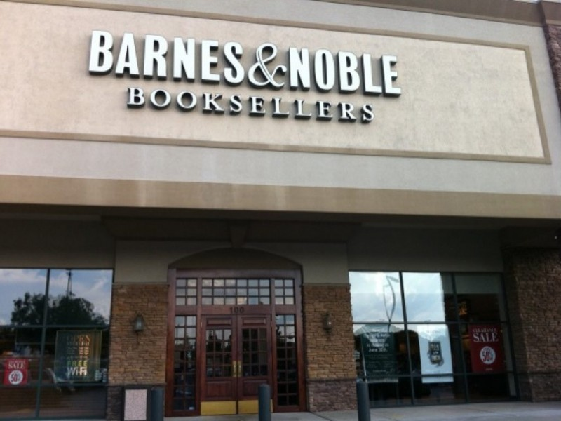 Barnes & Noble On Pleasant Hill Road Closing