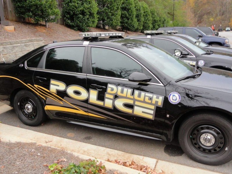 duluth police car take home policy changed gwinnett ga patch. Black Bedroom Furniture Sets. Home Design Ideas