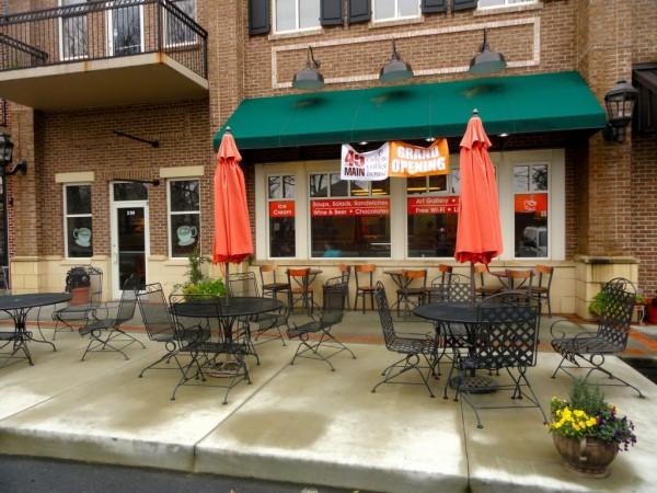 Main Street Cafe Snellville Ga Menu