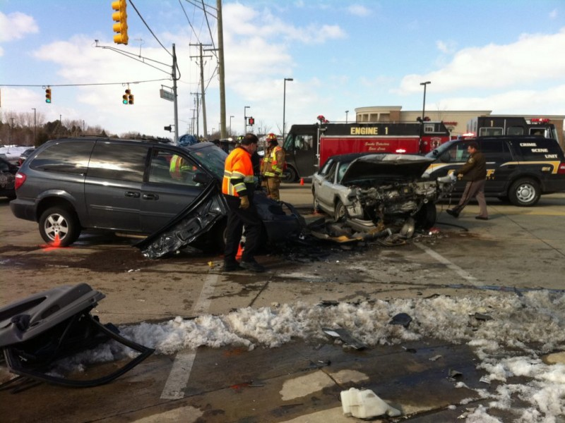 Car Accident New Baltimore Mi