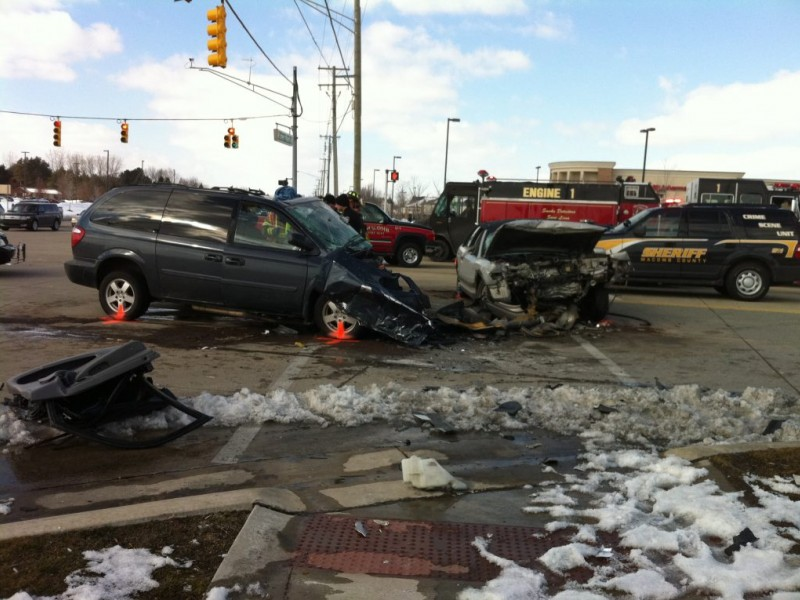Shelby Township Car Accident