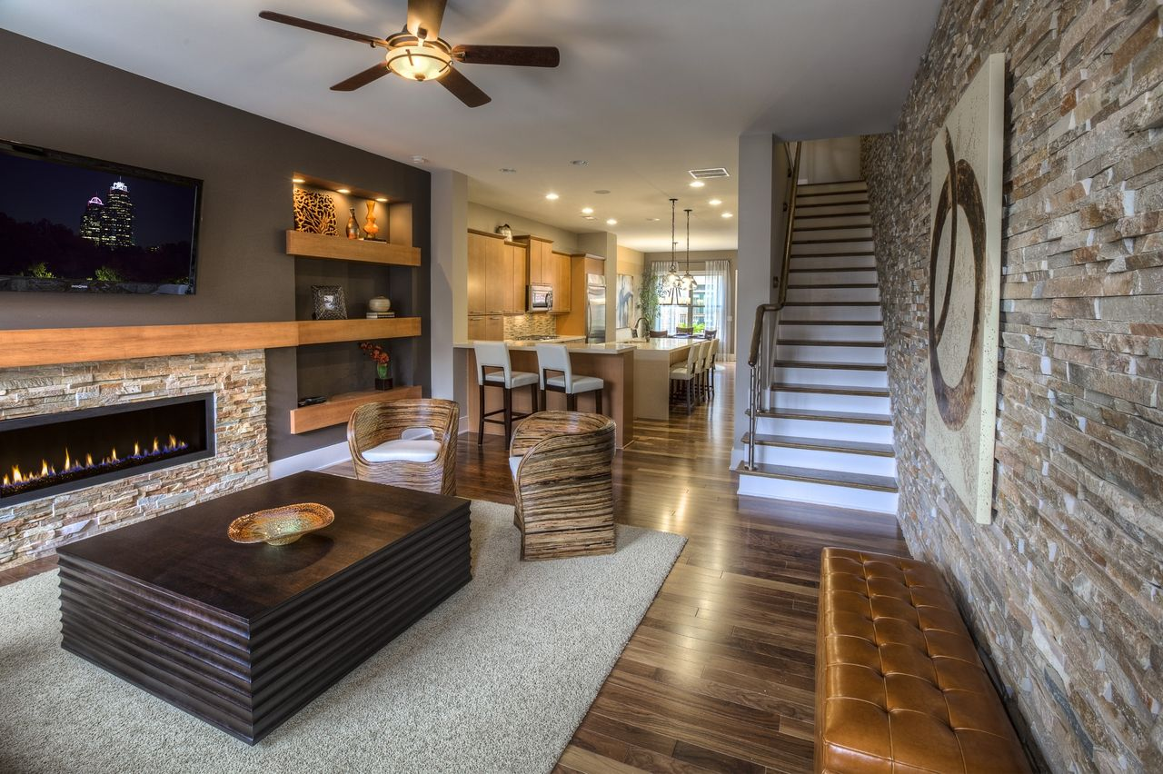 Ashton Woods Homes Goes Modern At Gramercy Dunwoody GA Patch